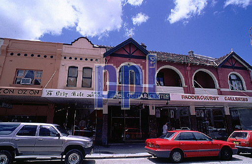 Hamilton Sydney Australia