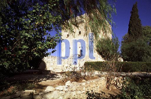Kolossi Castle near Limassol Cyprus