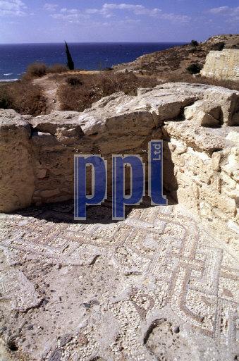 Mosaics of Villa Eustolius Curium Cyprus