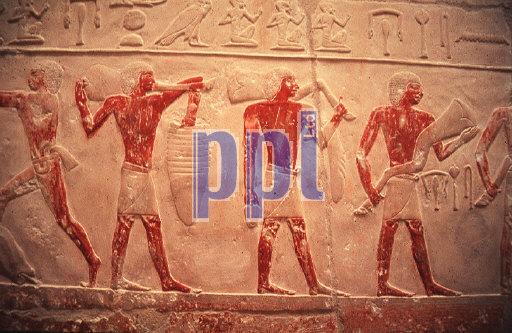 Hieroglyphic inscriptions & murals paintings Egypt
