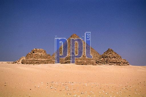Pyramids of Giza Egypt