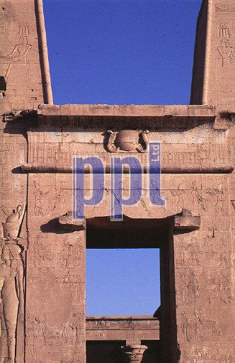 Temple of Horus Edfu Egypt