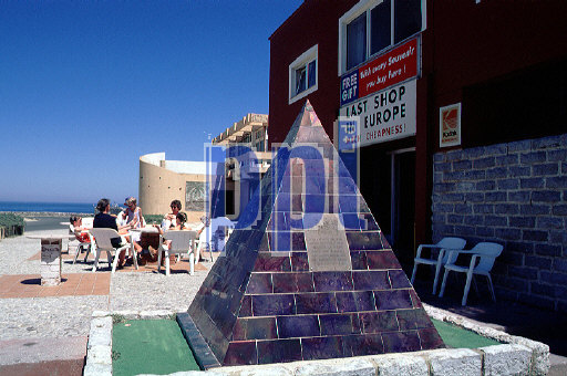 Eudora Point Gibraltar
