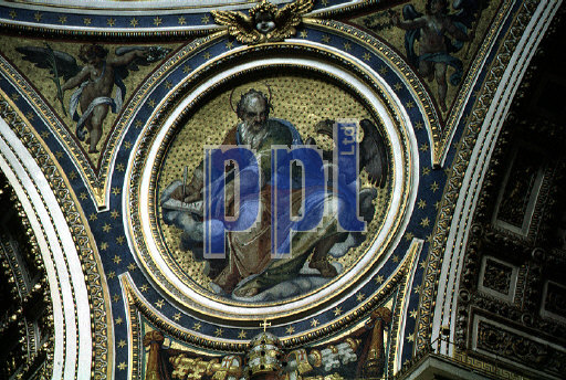 Basilica of St. Peter The Vatican Rome Italy