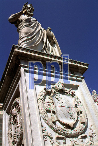 At the Basilica of St Peter The Vatican Rome Italy