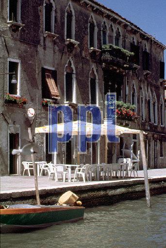 Canaregio Canal Venice Italy