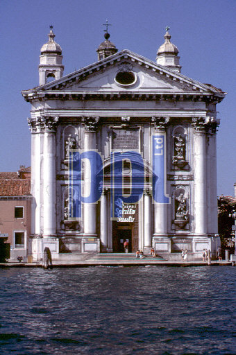 Church of the Gesuati Venice Italy