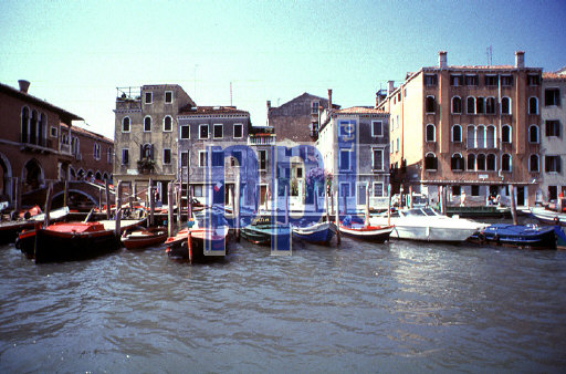 Grand Canal Venice Italy