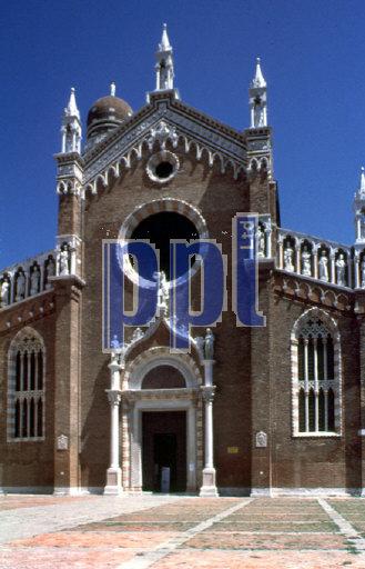 Madonna Dell'Orto Venice Italy