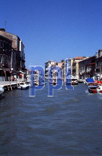 Panteregio Canal Venice Italy