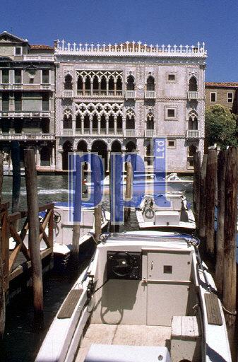 Canal D'Oro Venice Italy