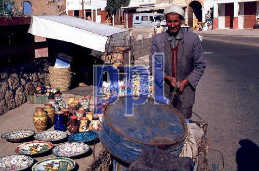 Moroccan Ceramics Morocco