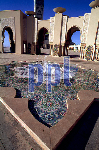 Grand Mosque Hassan II Casablanca Morocco