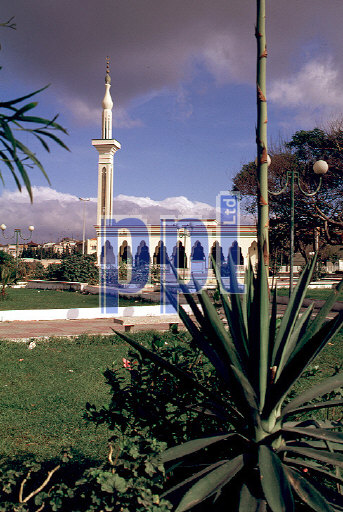 Syrian Mosque Tangier Morocco