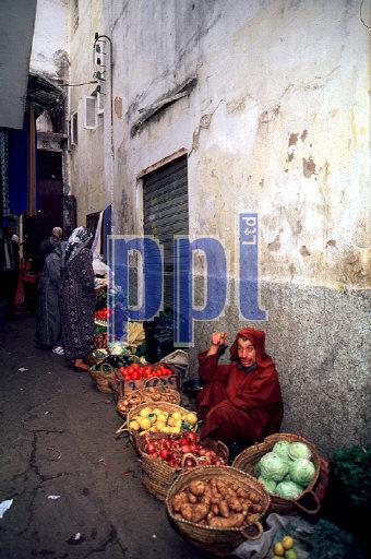 Casbah Tangier Morocco