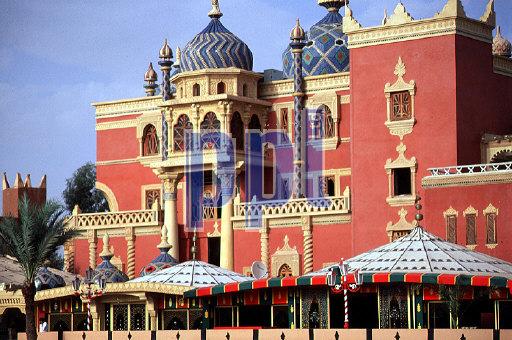 Royal Tent Fantasia Marrakech Morocco