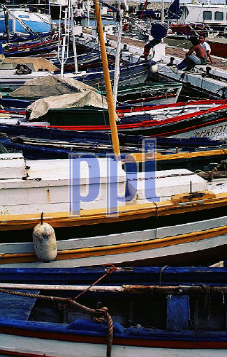 Spanish fishing boats Spain