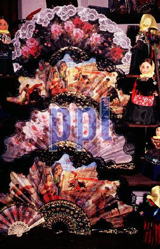 Souvenirs for sale Ibiza Spain