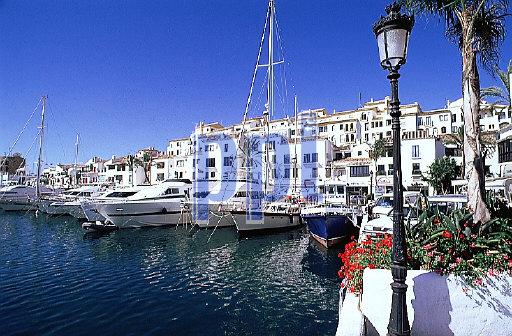 Puerto Banus Spain
